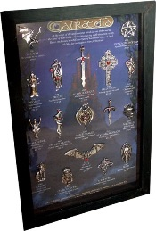 Galraedia Display Board
