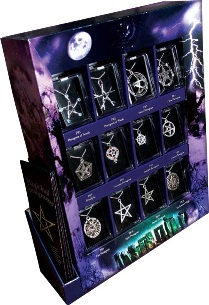 Magickal Pentagram Starter Set & Display Box